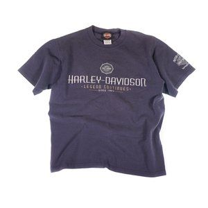 Harley Davidson The Legend Continues Tee